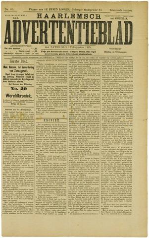 Haarlemsch Advertentieblad 1895-08-17