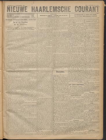 Nieuwe Haarlemsche Courant 1921-09-22