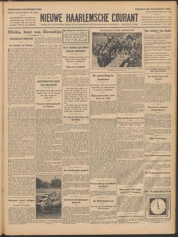 Nieuwe Haarlemsche Courant 1933-08-25
