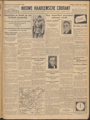 Nieuwe Haarlemsche Courant 1936-10-31