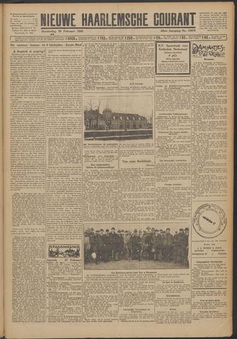 Nieuwe Haarlemsche Courant 1925-02-26