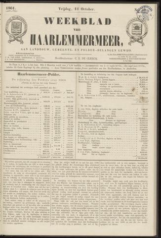 Weekblad van Haarlemmermeer 1861-10-11