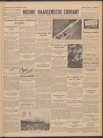 Nieuwe Haarlemsche Courant 1939-06-02