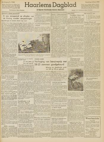 Haarlem's Dagblad 1950-03-16