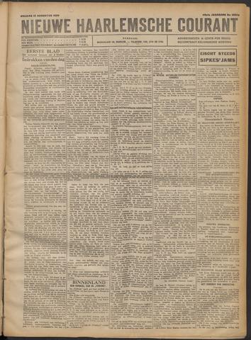 Nieuwe Haarlemsche Courant 1920-08-13