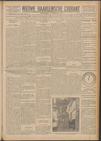 Nieuwe Haarlemsche Courant 1928-02-16