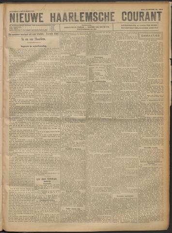 Nieuwe Haarlemsche Courant 1921-09-03