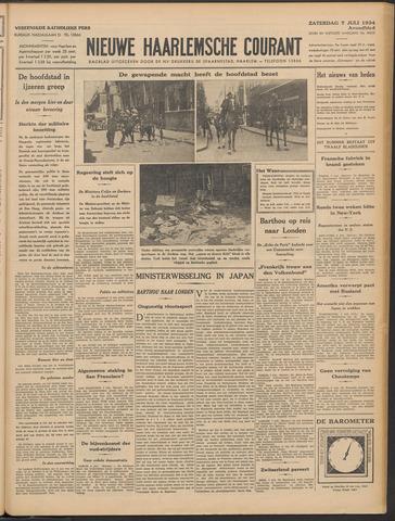 Nieuwe Haarlemsche Courant 1934-07-07