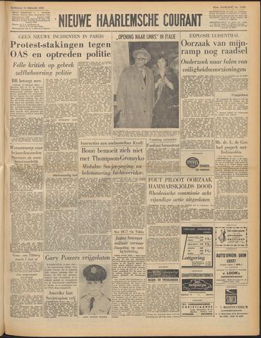 Nieuwe Haarlemsche Courant 1962-02-10