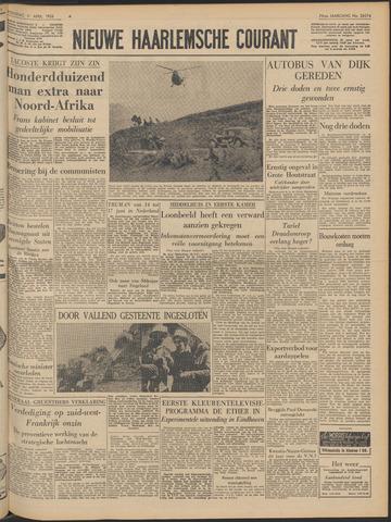 Nieuwe Haarlemsche Courant 1956-04-11