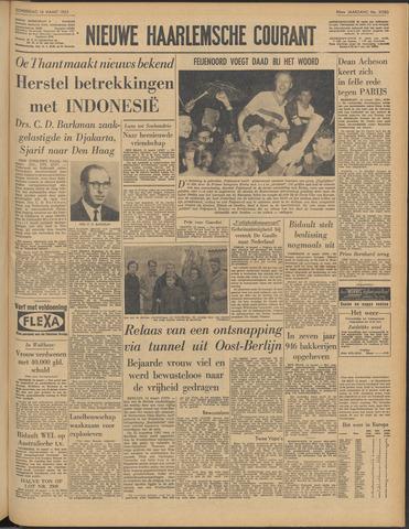 Nieuwe Haarlemsche Courant 1963-03-14