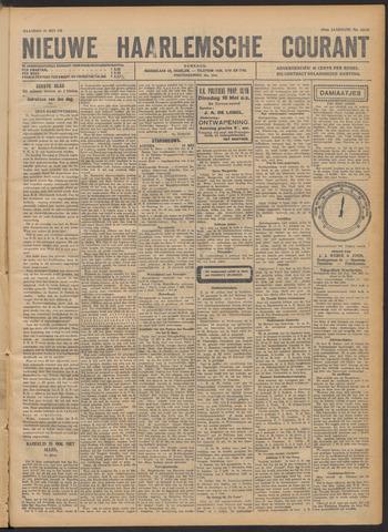 Nieuwe Haarlemsche Courant 1922-05-15
