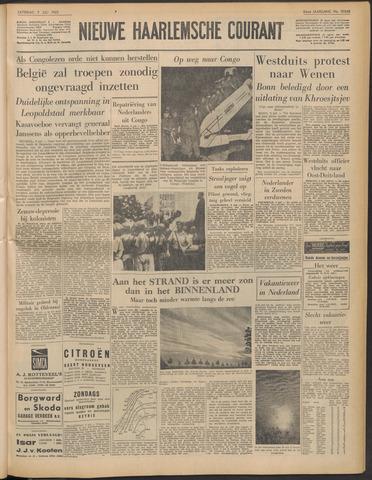 Nieuwe Haarlemsche Courant 1960-07-09
