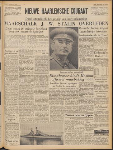 Nieuwe Haarlemsche Courant 1953-03-06