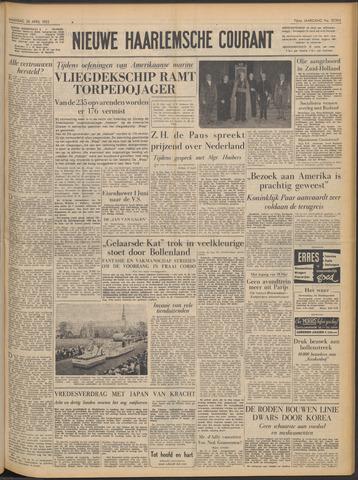 Nieuwe Haarlemsche Courant 1952-04-28