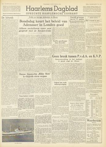 Haarlem's Dagblad 1954-10-08