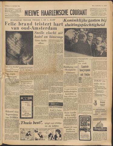 Nieuwe Haarlemsche Courant 1964-10-24