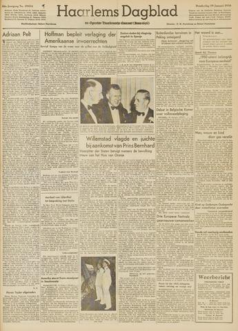 Haarlem's Dagblad 1950-01-19