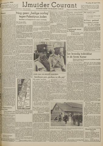 IJmuider Courant 1948-04-28