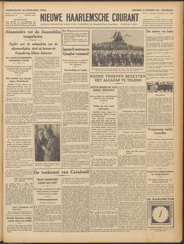 Nieuwe Haarlemsche Courant 1936-09-24