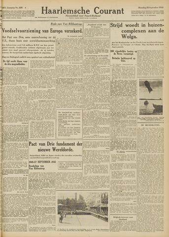 Haarlemsche Courant 1942-09-28