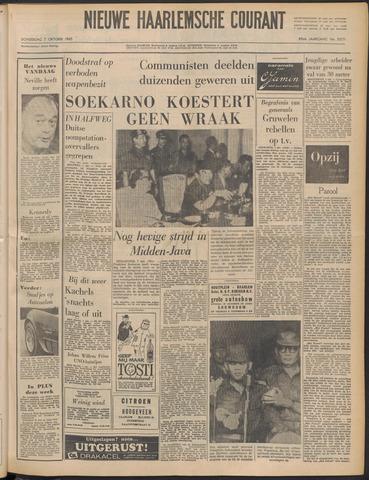 Nieuwe Haarlemsche Courant 1965-10-07