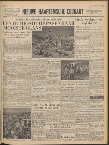 Nieuwe Haarlemsche Courant 1952-04-15