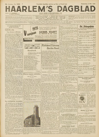 Haarlem's Dagblad 1935-05-02
