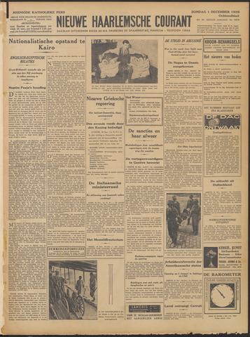 Nieuwe Haarlemsche Courant 1935-12-01