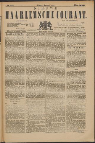 Nieuwe Haarlemsche Courant 1895-02-08