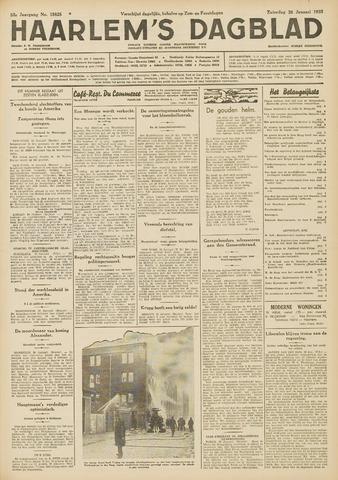 Haarlem's Dagblad 1935-01-26