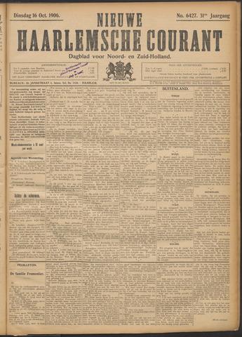 Nieuwe Haarlemsche Courant 1906-10-16