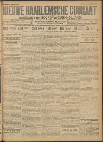 Nieuwe Haarlemsche Courant 1914-03-27