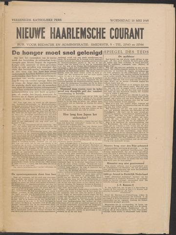 Nieuwe Haarlemsche Courant 1945-05-16