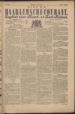 Nieuwe Haarlemsche Courant 1901-05-11