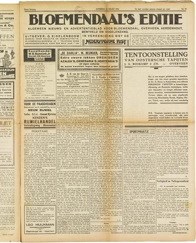 Bloemendaal's Editie 1926-03-26
