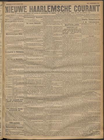 Nieuwe Haarlemsche Courant 1918-09-10