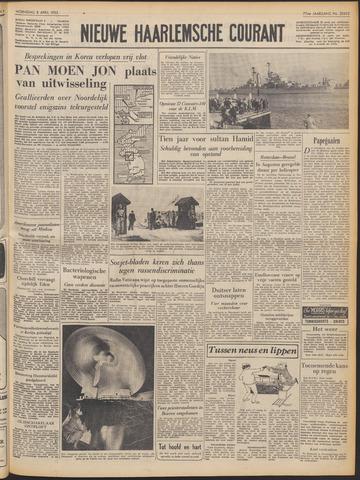 Nieuwe Haarlemsche Courant 1953-04-08