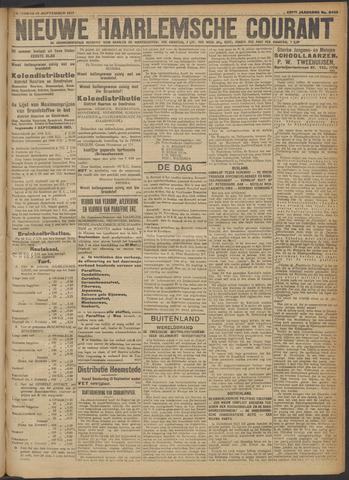 Nieuwe Haarlemsche Courant 1917-09-12