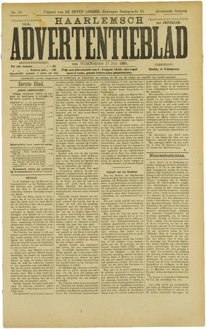 Haarlemsch Advertentieblad 1895-07-17