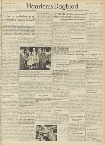 Haarlem's Dagblad 1947-08-18