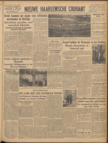 Nieuwe Haarlemsche Courant 1948-07-12