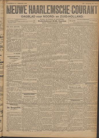 Nieuwe Haarlemsche Courant 1908-02-27