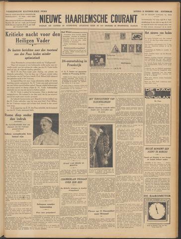 Nieuwe Haarlemsche Courant 1938-11-26
