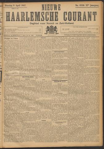 Nieuwe Haarlemsche Courant 1907-04-09