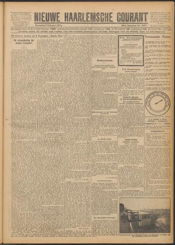 Nieuwe Haarlemsche Courant 1927-02-09