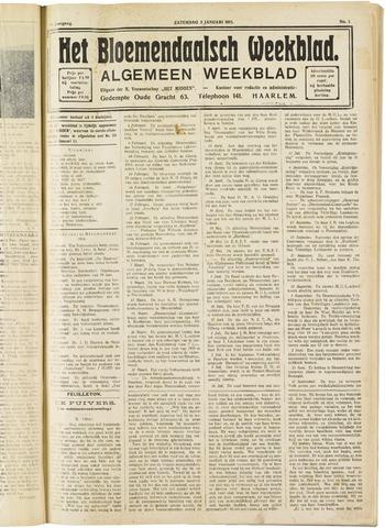Het Bloemendaalsch Weekblad 1915