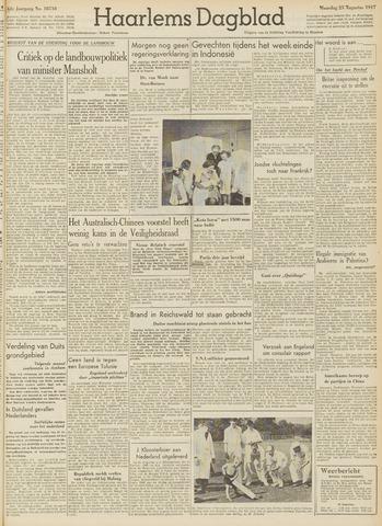Haarlem's Dagblad 1947-08-25