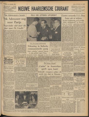 Nieuwe Haarlemsche Courant 1959-10-26