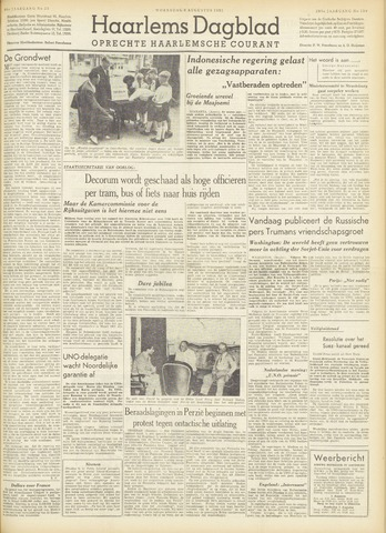 Haarlem's Dagblad 1951-08-08